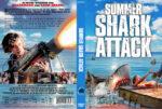 Summer Shark Attack (2016) R2 German Custom Cover & Label