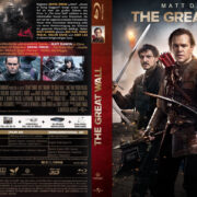The Great Wall (2016) R2 German Custom Blu-Ray Cover