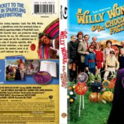 Willy Wonka & The Chocolate Factory (1971) R1 Blu-Ray Cover