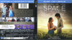 The Space Between Us (2016) R1 Blu-Ray Cover & Labels