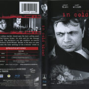 In Cold Blood (1967) R1 Blu-Ray Cover & Label