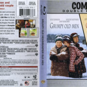 Grumpy Old Men & Grumpier Old Men (1993-1995) R1 Blu-Ray Cover & Label
