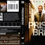 Prison Break: Season 01 (2005) R1 Blu-Ray Cover