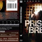 Prison Break: Season 03 (2007) R1 Blu-Ray Cover