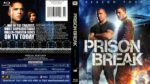 Prison Break: Season 04 (2008) R1 Blu-Ray Cover