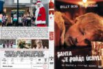 Bad Santa 2 (2016) R2 Custom Czech DVD Cover