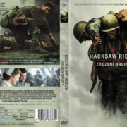Hacksaw Ridge (2016) R2 Custom Czech DVD Cover