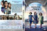 Hidden Figures (2016) R2 Custom Czech DVD Cover