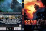Kong Skull Island (2017) R0 Custom Czech DVD Cover