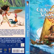Moana (2016) R2 Custom Czech DVD Cover