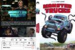 Monster Trucks (2016) R2 Custom Czech DVD Cover