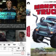 Monster Trucks (2016) R2 Custom Czech DVD Cover