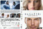 Passengers (2016) R2 Custom Czech DVD Cover