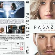 Passengers (2016) R2 Custom Czech DVD Cover