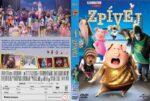Sing (2016) R2 Custom Czech DVD Cover