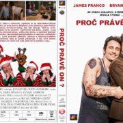 Why Him (2016) R2 Custom Czech DVD Cover