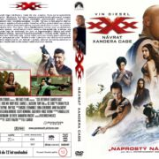 xXx The Return of Xander Cage (2017) R0 Custom Crezch DVD Cover
