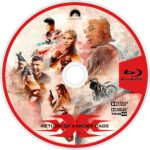 xXx Return of Xander Cage (2017) R1 Custom Blu-Ray Label