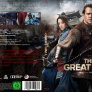 The Great Wall (2017) R2 Custom German Blu-Ray Cover