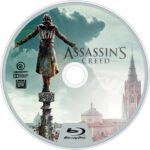 Assassins Creed (2016) R1 Custom Blu-Ray Labels