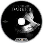 Fifty Shades Darker (2017) R1 Custom Blu-Ray Labels