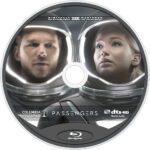 Passengers (2016) R1 Custom Blu-Ray Labels