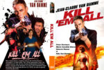 Kill 'Em All (2017) R0 CUSTOM Cover & Labels