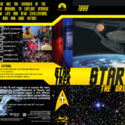 Star Trek: The Original Series – Season 1 (1966) R1 Custom Blu-Ray Cover