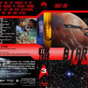 Star Trek: The Original Series - Season 3 (1968) R1 Custom Blu-Ray Cover