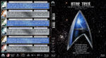 Star Trek: Original Motion Picture Collection (1979-1991) R1 Custom Blu-Ray Cover