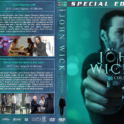 John Wick Collection (2014-2017) R1 Custom Cover V2
