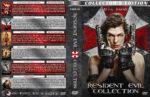 Resident Evil Collection (2002-2016) R1 Custom Covers V2