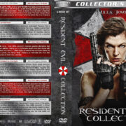 Resident Evil Collection (2002-2016) R1 Custom Covers V2