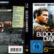 Blood Diamond (2006) R2 German Blu-Ray Covers & Labels