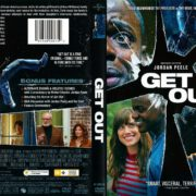 Get Out (2017) R1 DVD Cover