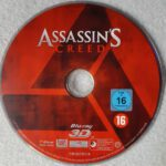 Assassins Creed 3D (2017) R2 German Blu-Ray Label