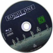 Rouge One A Star Wars Story (2017) R2 German Blu-Ray Label
