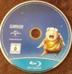 Sing (2016) R2 German Blu-Ray Label