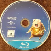 Sing (2016) R2 German Blu-Ray Label