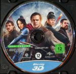The Great Wall 3D (2017) R2 German Blu-Ray Label