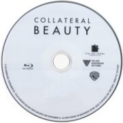 Collateral Beauty (2016) R1 Blu-Ray Label