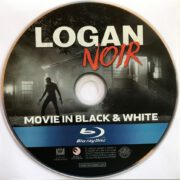 Logan Noir (2017) R1 Blu-Ray Label
