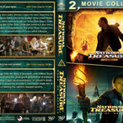 National Treasure Double Feature (2004-2007) R1 Custom Cover