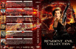 Resident Evil Collection (2002-2004) R1 Custom Covers
