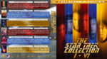 Star Trek: Original Motion Picture Collection (1979-1991) R1 Custom Blu-Ray Cover V2