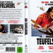 Ein Teufelskerl (1981) R2 German Blu-Ray Cover & Label