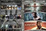 X-Men Origins: Wolverine / The Wolverine / Logan Triple Feature (2009-2017) R1 Custom Cover
