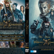 Pirates of the Caribbean: Dead Men Tell No Tales (2017) R0 Custom Cover