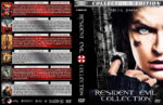 Resident Evil Collection (2002-2016) R1 Custom Covers V3