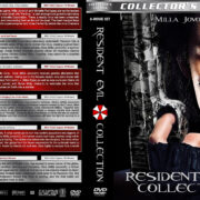 Resident Evil Collection (2002-2016) R1 Custom Covers V3